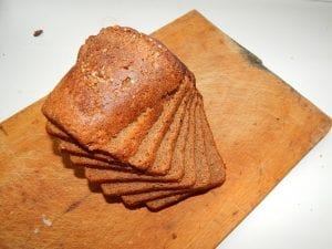 Salmon Cheese Loaf Recipe