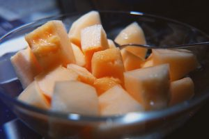 Sangria-Spiced Melon Salad Recipe