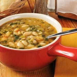 Satisfying Lima Bean Soup Recipe