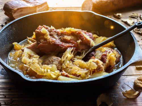 sauerkraut soup