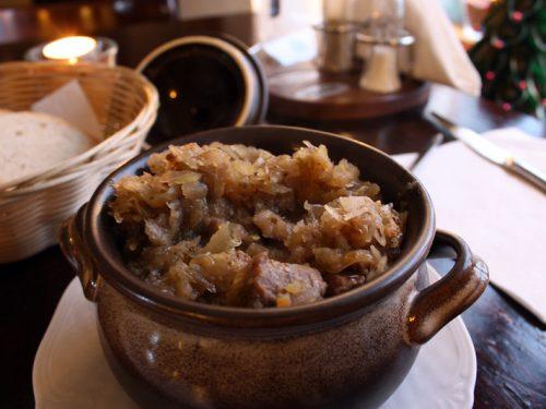 sauerkraut-stew
