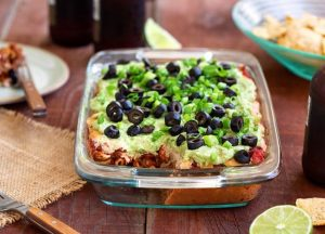 Seven Layer Casserole Recipe