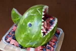 Shark-a-Melon Recipe