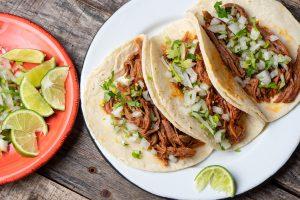 Shredded Barbacoa Beef Tacos Recipe