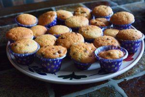 Simple Banana Nut Muffins Recipe