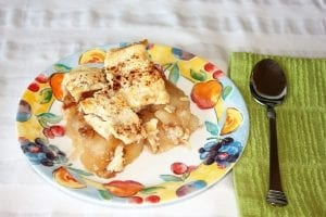 Simple Peach Cobbler Recipe