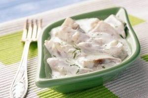 Sledzie W Smietanie Herring with Sour Cream Recipe