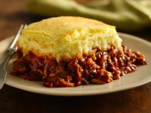 Sloppy Joe Pot Pie Recipe