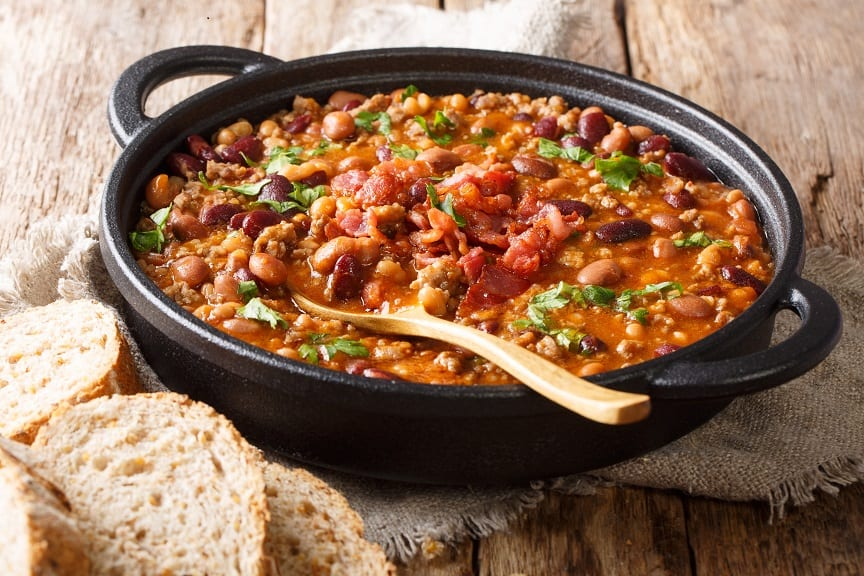Barbecue Calico Beans Recipe