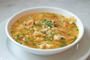 Slow Cooker Lentil and Cabbage Soup Recipe