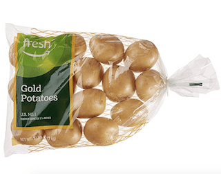 Fresh Brand – Gold Potatoes