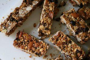Snack Time Granola Bars Recipe