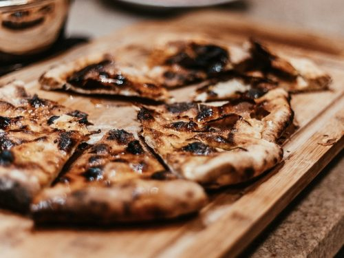 snicker's pizza