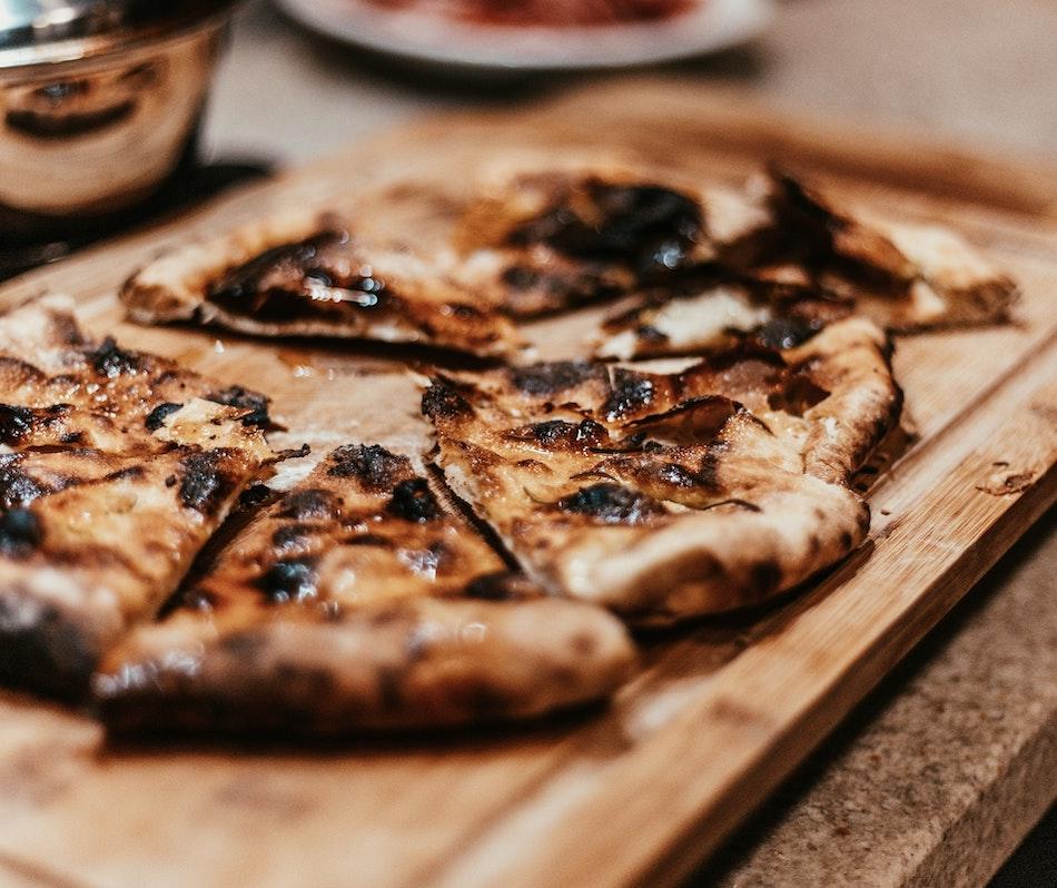 Copycat Snicker's Pizza Recipe