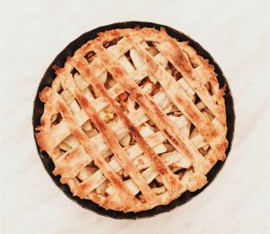 Southern Peach Pie Recipe