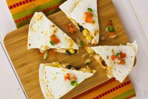 Southwest Chicken Quesadillas Recipe