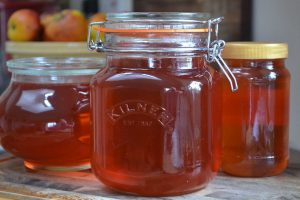 Spiced Apple Jelly Recipe