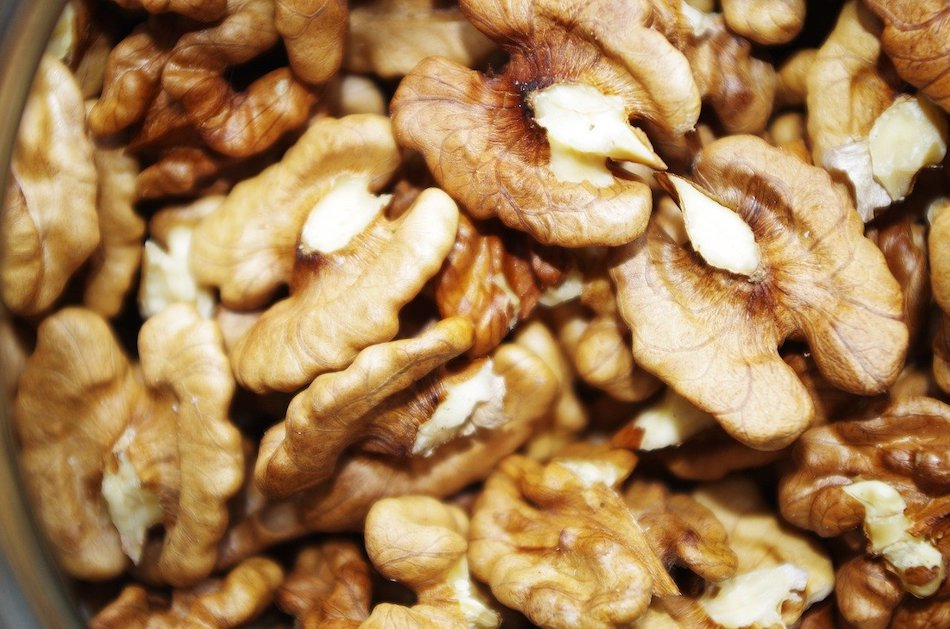 Spiced California Walnuts Recipe