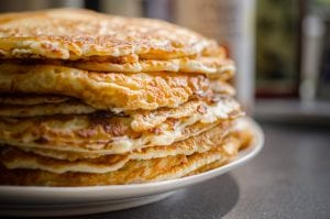 Spiced Pumpkin Pancakes Recipe