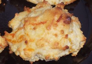 Spicy Horseradish Biscuit Recipe