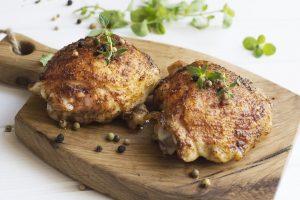 Spicy Mustard Chicken Recipe