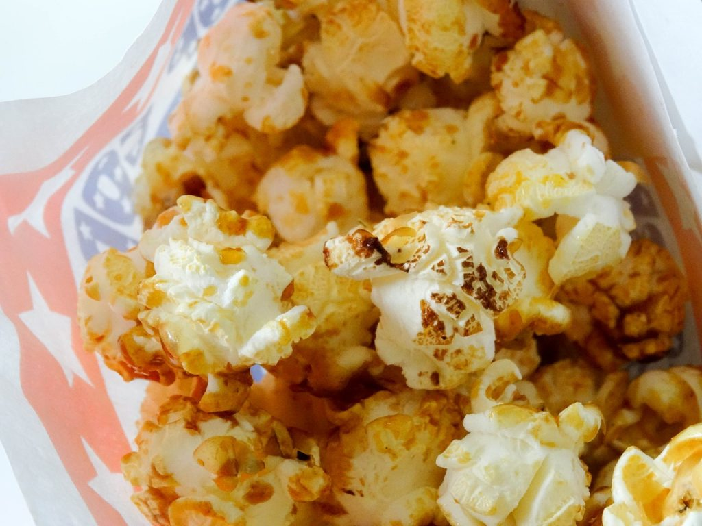 Spicy Popcorn on the Grill Recipe
