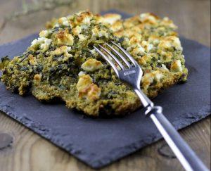 Spinach Bars Recipe