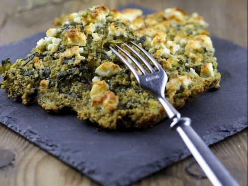spinach bars