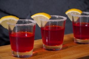 Strawberry Jello Shots Recipe