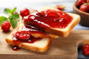 Stuffed French Toast with Strawberry Sauce Recipe
