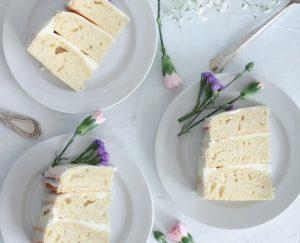 Super Moist Vanilla Cake Recipe