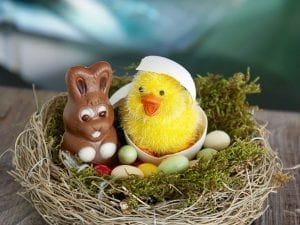 Sweet Easter Chicks Recipe