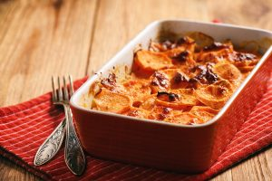 Sweet Potato and Apricot Casserole Recipe
