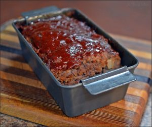 Sweet & Sour Meatloaf Recipe
