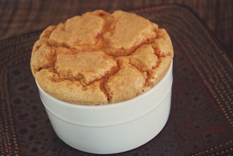 sweetest sweet potato souffle