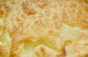 Swiss Cheese Potato Pie Recipe