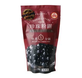 WuFuYuan - Tapioca Pearl (Black)