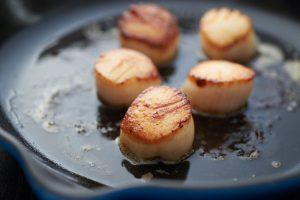 Tarragon Lover's Scallops Recipe