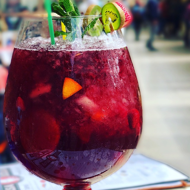 Tequila with Sangria Recipe