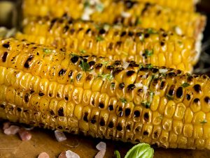 Grilled Teriyaki Corn Recipe
