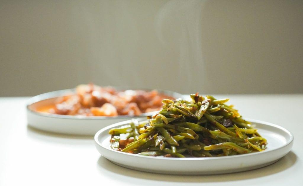 Texas Roadhouse Copycat Green Beans Recipe