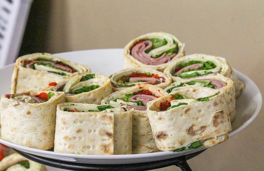 Thanksgiving in July Turkey Wrap Recipe