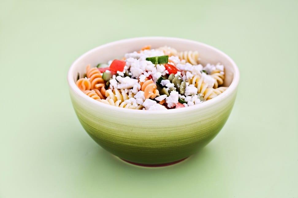The Best Rotini Pasta Salad Recipe