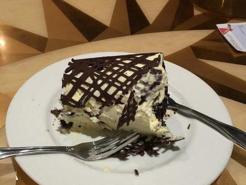delicious ice cream cake