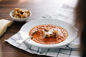 Tomato Artichoke Soup Recipe