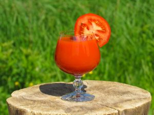 Tomato Juice Cocktail Recipe