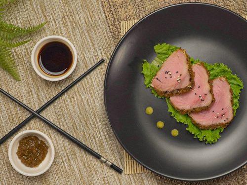 tuna-steaks-with-wasabi-ginger-glaze