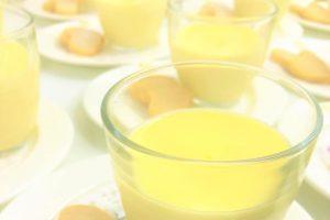 Vanilla Cornstarch Pudding Recipe