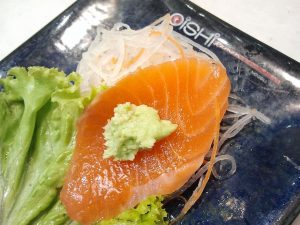 Wasabi Salmon Recipe