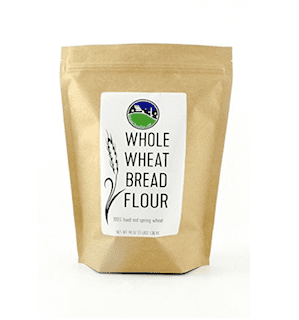 Non-GMO Project Verified Hard Red Spring Wheat Flour